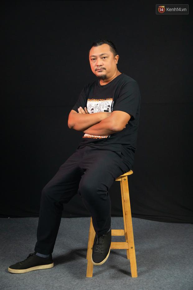 Đạo diễn Nguyễn Quang Dũng - NSX Phan Gia Nhật Linh: Muốn sáng tạo thì đừng remake, phải biết thổi cảm xúc mới vào kịch bản thôi! - Ảnh 13.