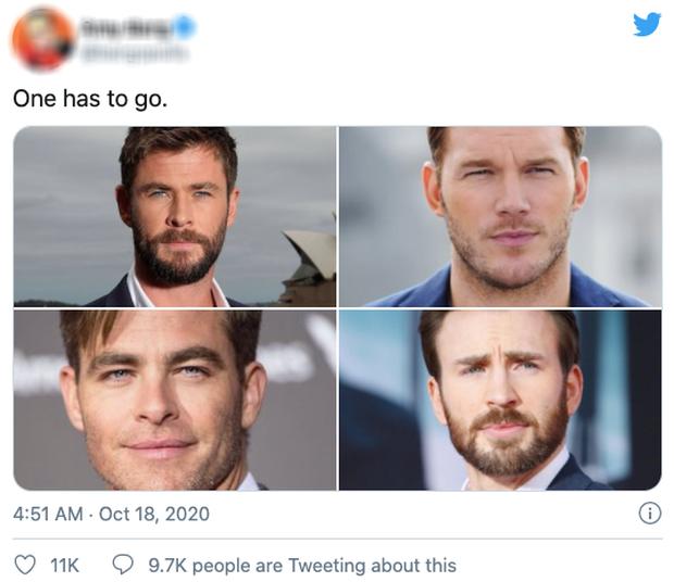 Chris Pratt bị netizen ghét ra mặt liền có đàn anh lên tiếng bênh vực, nhưng sao nữ Marvel thì bị ăn hiếp đến trầy trật? - Ảnh 2.