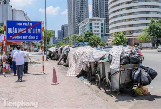 Vì sao dân lại chặn bãi rác Nam Sơn? - Ảnh 1.