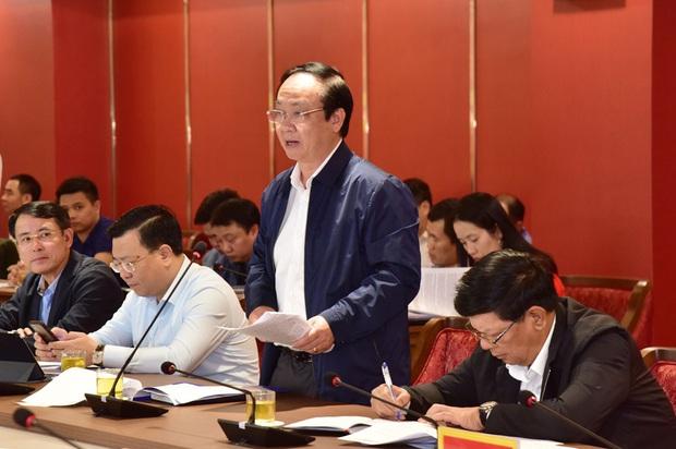 Bí thư Thành ủy Vương Đình Huệ chỉ đạo xử lý vụ việc liên quan đến Khu liên hợp xử lý chất thải Sóc Sơn - Ảnh 2.