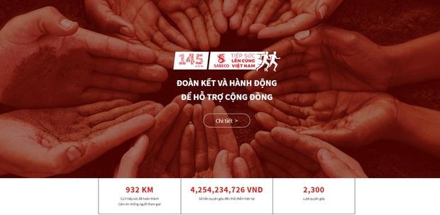 """Quỹ """"Lên cùng Việt Nam"""" mang về hơn 4,2 tỷ đồng, vận động viên được ủng hộ, quyên góp nhiều nhất nói gì? - Ảnh 1."""