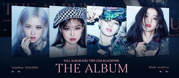 The Album tẩu tán được 1,2 triệu bản, BLACKPINK là nhóm nữ sở hữu album bán chạy nhất lịch sử Kpop sau 21 năm! - Ảnh 5.