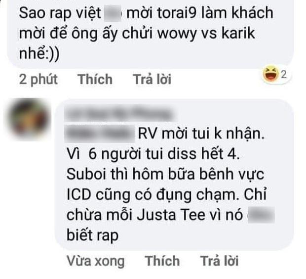 Rap Việt thiếu gì tranh cãi: MC bị chỉ trích phát ngôn vớ vẩn, giám khảo cà khịa show đối thủ đến thí sinh cũng chơi xấu, đạo nhạc? - Ảnh 24.