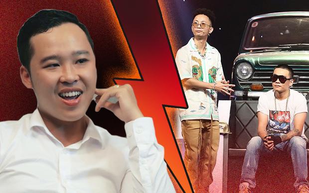 Rap Việt thiếu gì tranh cãi: MC bị chỉ trích phát ngôn vớ vẩn, giám khảo cà khịa show đối thủ đến thí sinh cũng chơi xấu, đạo nhạc? - Ảnh 28.
