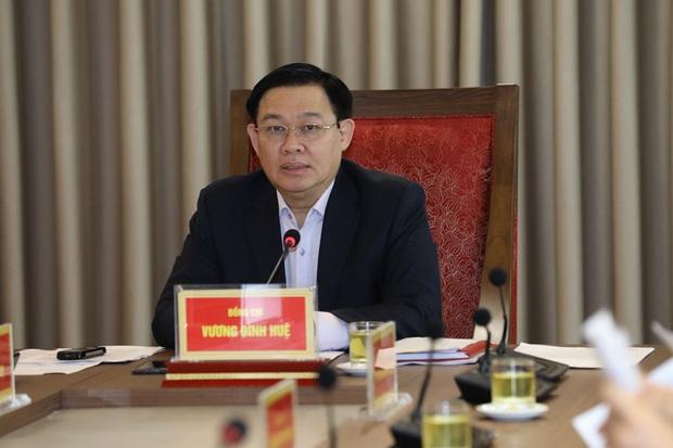 Bí thư Thành ủy Vương Đình Huệ chỉ đạo xử lý vụ việc liên quan đến Khu liên hợp xử lý chất thải Sóc Sơn - Ảnh 4.