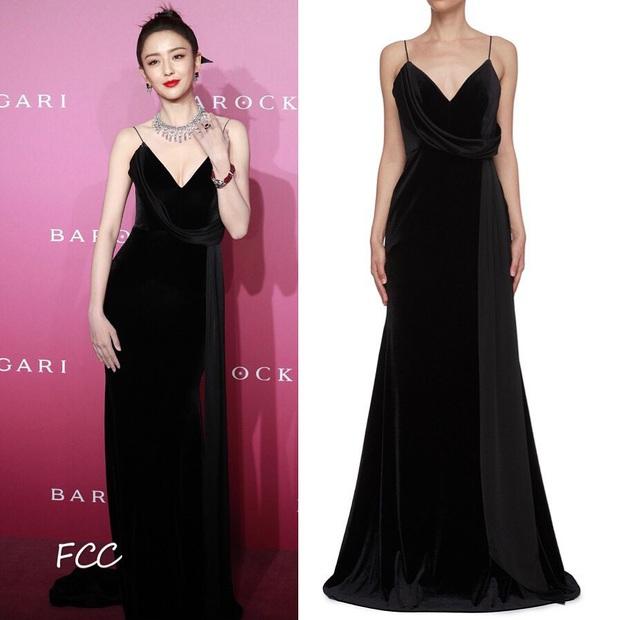 Sao nữ trên thảm đỏ tuần qua: Váy đen dễ mặc là thế nhưng Tống Thiến vẫn bị réo tên - Ảnh 6.