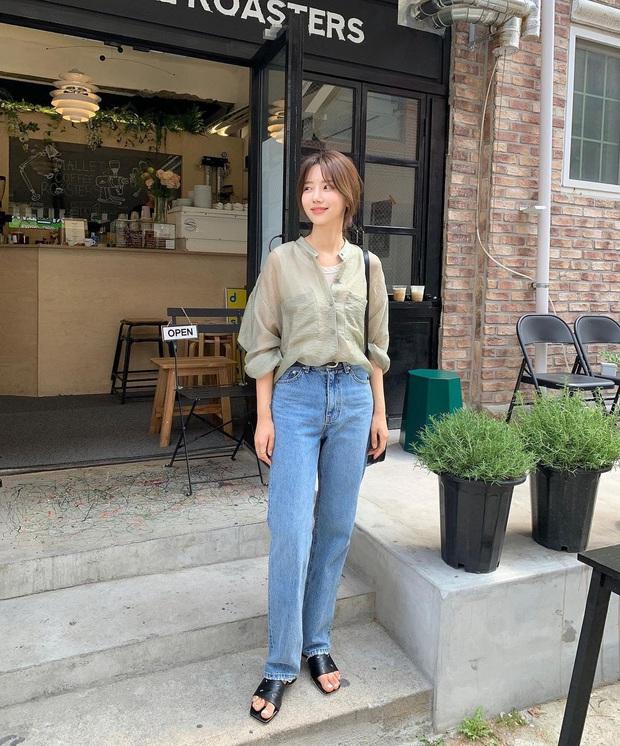 Chị em 30+ đừng diện quần rách toang như Lâm Tâm Như, chưa thấy sành điệu đâu mà chỉ thấy lôi thôi - Ảnh 6.