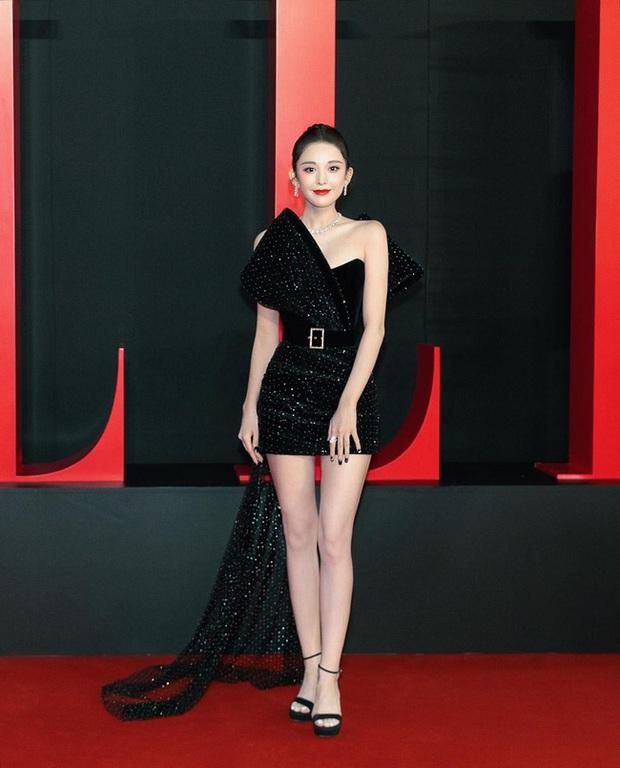 Sao nữ trên thảm đỏ tuần qua: Váy đen dễ mặc là thế nhưng Tống Thiến vẫn bị réo tên - Ảnh 9.