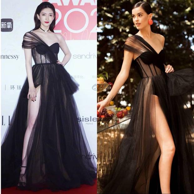 Sao nữ trên thảm đỏ tuần qua: Váy đen dễ mặc là thế nhưng Tống Thiến vẫn bị réo tên - Ảnh 11.