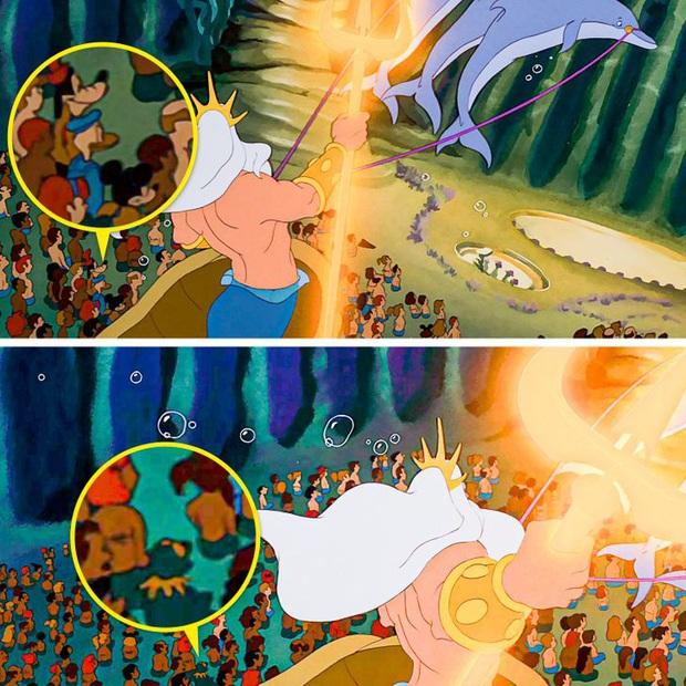 5 chi tiết siêu nhỏ nhưng ẩn giấu nhiều ý nghĩa trong các bộ phim của Disney: Tinh tế là đây chứ đâu - Ảnh 4.