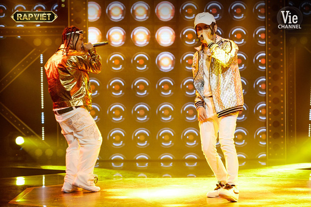 Rap Việt thiếu gì tranh cãi: MC bị chỉ trích phát ngôn vớ vẩn, giám khảo cà khịa show đối thủ đến thí sinh cũng chơi xấu, đạo nhạc? - Ảnh 22.