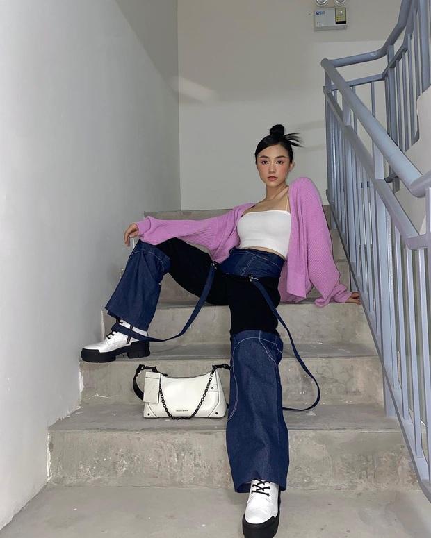 Instagram look sao Việt tuần qua: Ngọc Trinh lên đồ đặc sệt style BLACKPINK, Tóc Tiên đơn giản mà chất lừ - Ảnh 5.