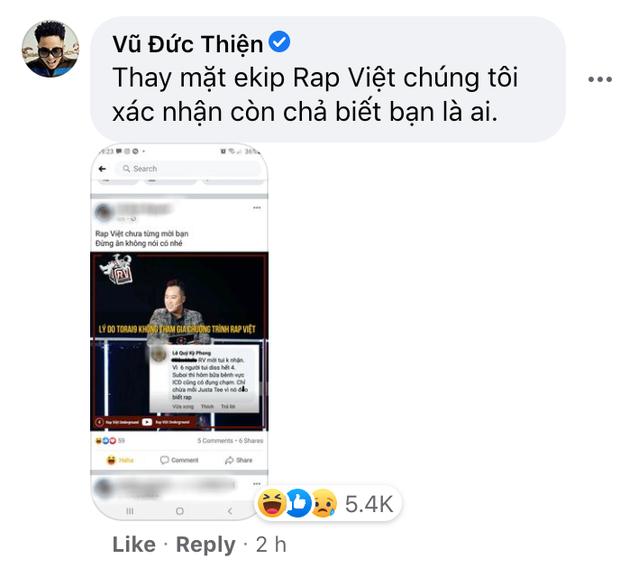 Rap Việt thiếu gì tranh cãi: MC bị chỉ trích phát ngôn vớ vẩn, giám khảo cà khịa show đối thủ đến thí sinh cũng chơi xấu, đạo nhạc? - Ảnh 27.