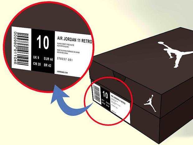 Muốn sắm Air Jordan ngay cho kịp trend? Đây là 6 mẹo nhỏ để nhận biết fake/real mà bạn cần biết - Ảnh 13.