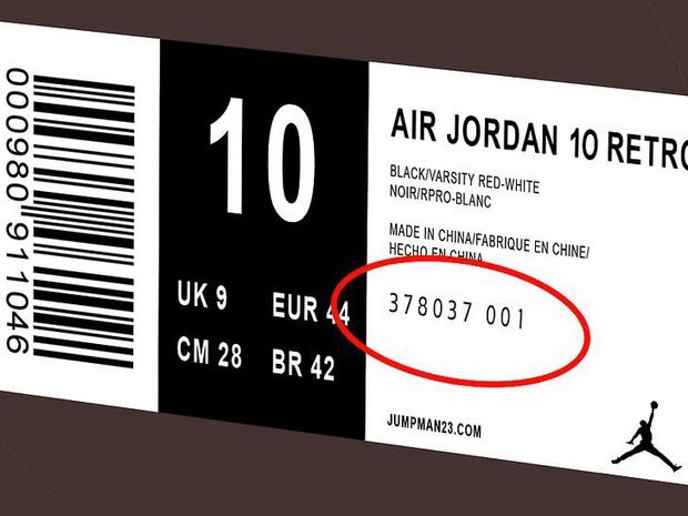 Muốn sắm Air Jordan ngay cho kịp trend? Đây là 6 mẹo nhỏ để nhận biết fake/real mà bạn cần biết - Ảnh 11.