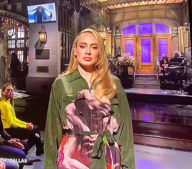 Adele phiên bản giảm 45kg bất ngờ xuất hiện trên sóng truyền hình qua 4 bản hit một thời! - Ảnh 6.