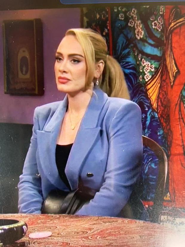 Adele phiên bản giảm 45kg bất ngờ xuất hiện trên sóng truyền hình qua 4 bản hit một thời! - Ảnh 5.