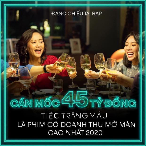 Đậm đặc drama và hài đen, Tiệc Trăng Máu có giúp Nguyễn Quang Dũng gia nhập câu lạc bộ phim Việt trăm tỷ? - Ảnh 11.