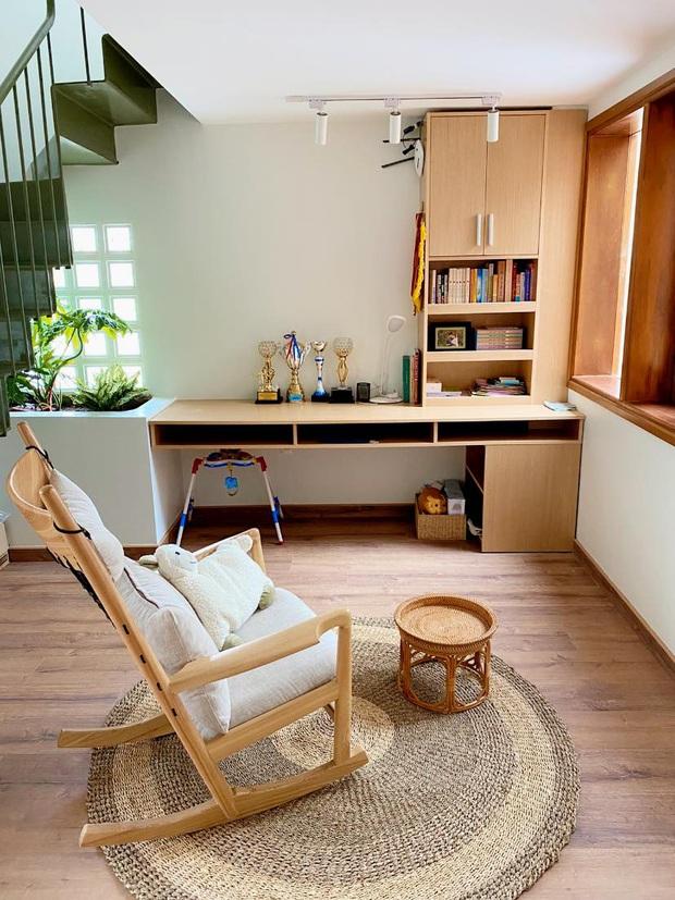 Chăm lên mạng xem thiết kế mẫu, đôi vợ chồng trẻ quyết định ra riêng, tự xây cho mình căn nhà xịn xò hết ý - Ảnh 9.