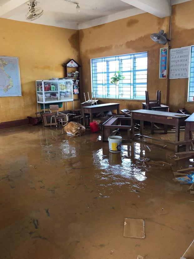 Đăng Khôi hỗ trợ tiền, xây dựng hệ thống nước sạch cho 4 điểm trường chịu ảnh hưởng nặng nề bởi bão lũ ở Huế - Ảnh 4.
