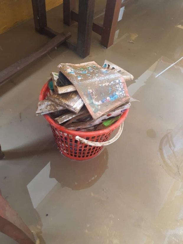 Đăng Khôi hỗ trợ tiền, xây dựng hệ thống nước sạch cho 4 điểm trường chịu ảnh hưởng nặng nề bởi bão lũ ở Huế - Ảnh 5.