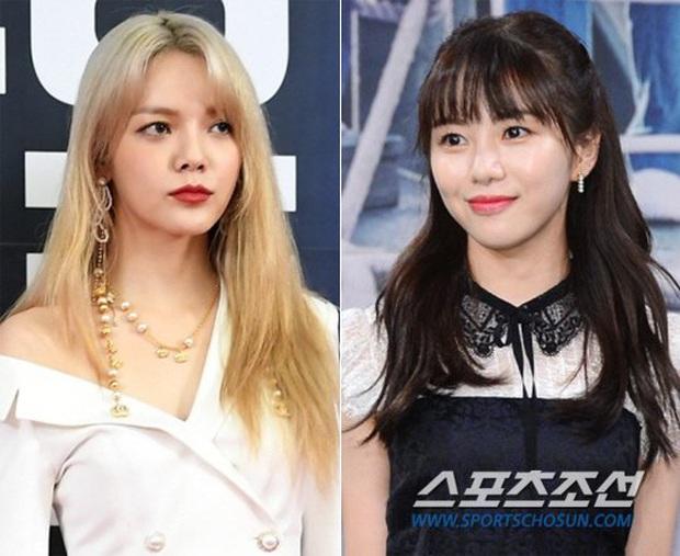 Tranh cãi việc Seolhyun (AOA) - Jennie (BLACKPINK) bị gọi hồn khi bạn thân Jimin và Irene (Red Velvet) dính phốt chấn động - Ảnh 12.