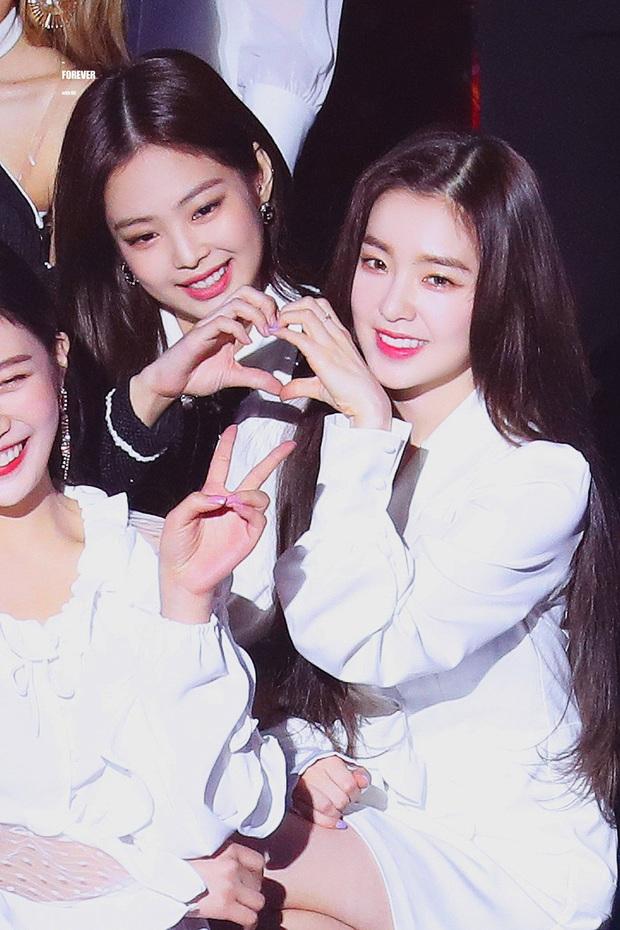Tranh cãi việc Seolhyun (AOA) - Jennie (BLACKPINK) bị gọi hồn khi bạn thân Jimin và Irene (Red Velvet) dính phốt chấn động - Ảnh 3.