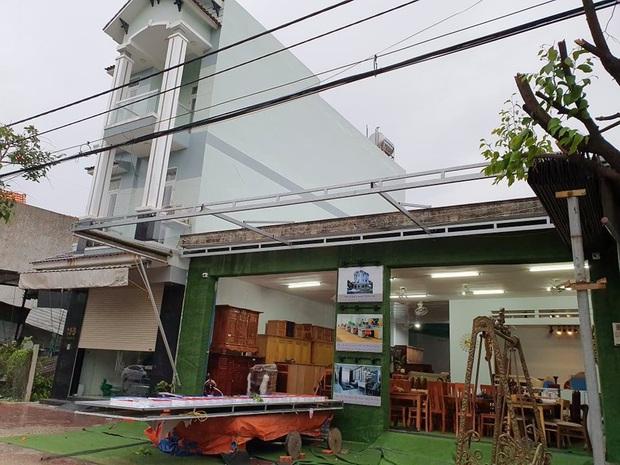 Người dân ven biển Quảng Ngãi cố chằng chống nhà cửa trước khi bão số 9 đổ bộ: Giờ nhà cửa mình đã cố giữ, nếu mất thì đành chịu thôi - Ảnh 8.