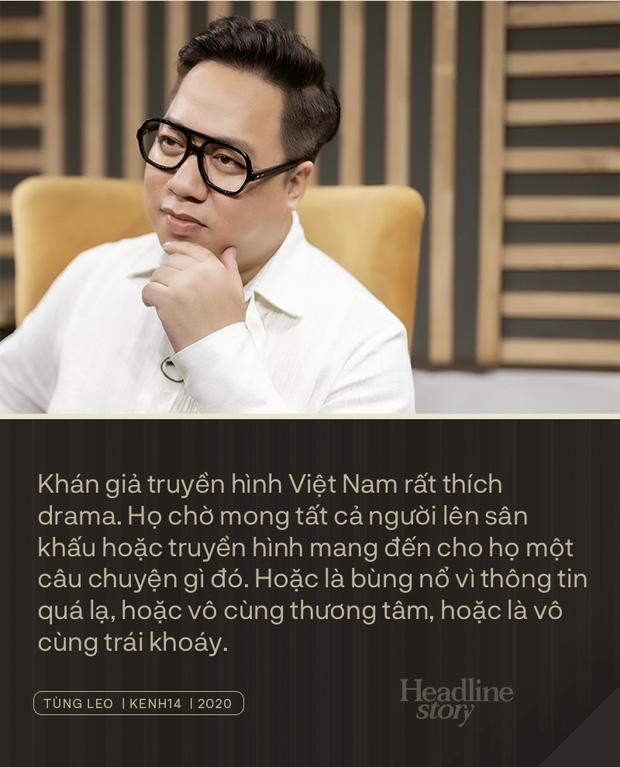MC Tùng Leo: Người dựng chắc yêu nước mắt Trấn Thành, hoặc nghĩ Thành khóc có view, chứ lỗi không phải do cậu ấy - Ảnh 9.