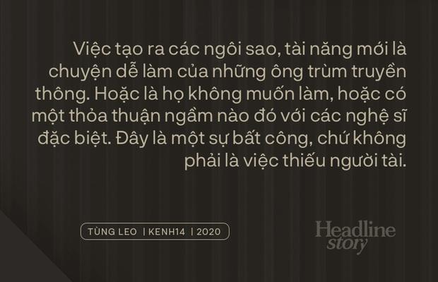 MC Tùng Leo: Người dựng chắc yêu nước mắt Trấn Thành, hoặc nghĩ Thành khóc có view, chứ lỗi không phải do cậu ấy - Ảnh 21.