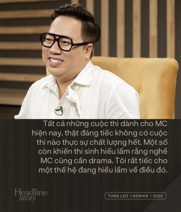 MC Tùng Leo: Người dựng chắc yêu nước mắt Trấn Thành, hoặc nghĩ Thành khóc có view, chứ lỗi không phải do cậu ấy - Ảnh 25.