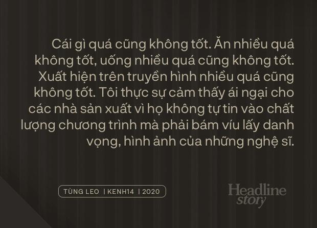 MC Tùng Leo: Người dựng chắc yêu nước mắt Trấn Thành, hoặc nghĩ Thành khóc có view, chứ lỗi không phải do cậu ấy - Ảnh 20.