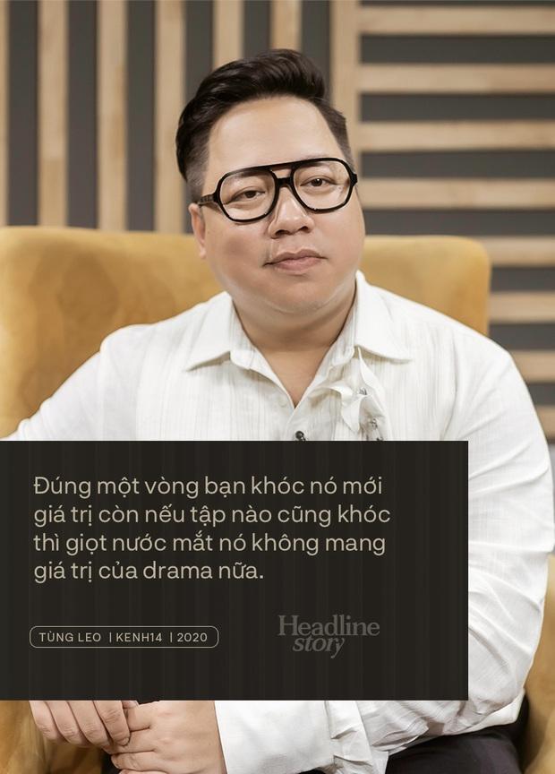 MC Tùng Leo: Người dựng chắc yêu nước mắt Trấn Thành, hoặc nghĩ Thành khóc có view, chứ lỗi không phải do cậu ấy - Ảnh 5.