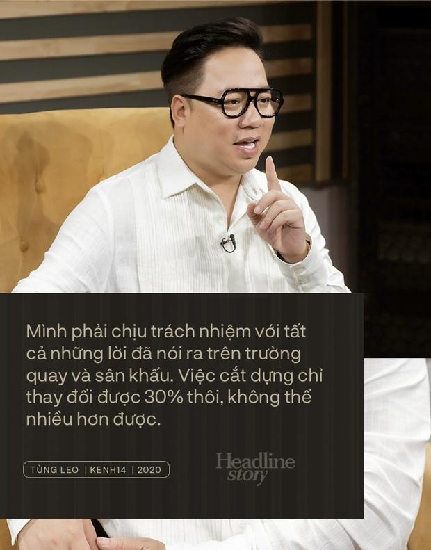 MC Tùng Leo: Người dựng chắc yêu nước mắt Trấn Thành, hoặc nghĩ Thành khóc có view, chứ lỗi không phải do cậu ấy - Ảnh 7.