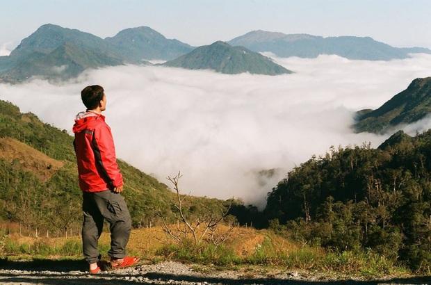 """Dân mạng truy lùng địa điểm săn mây đẹp bậc nhất Việt Nam: Xem ảnh mà ngỡ """"tiên cảnh"""" giữa đời thực, không phải ai cũng được check-in - Ảnh 14."""