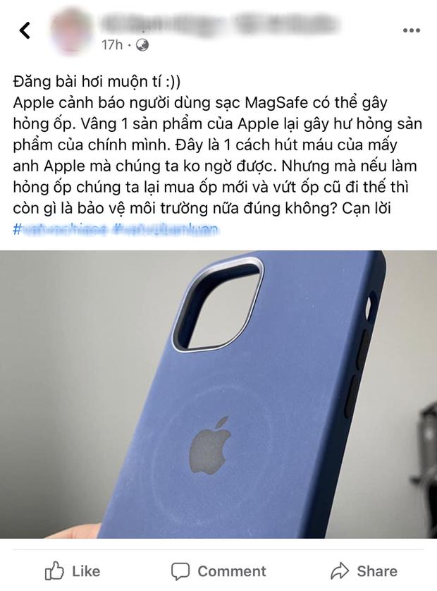 Apple thú nhận dùng MagSafe có thể gây hại cho túi tiền! - Ảnh 3.