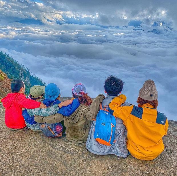"""Dân mạng truy lùng địa điểm săn mây đẹp bậc nhất Việt Nam: Xem ảnh mà ngỡ """"tiên cảnh"""" giữa đời thực, không phải ai cũng được check-in - Ảnh 6."""