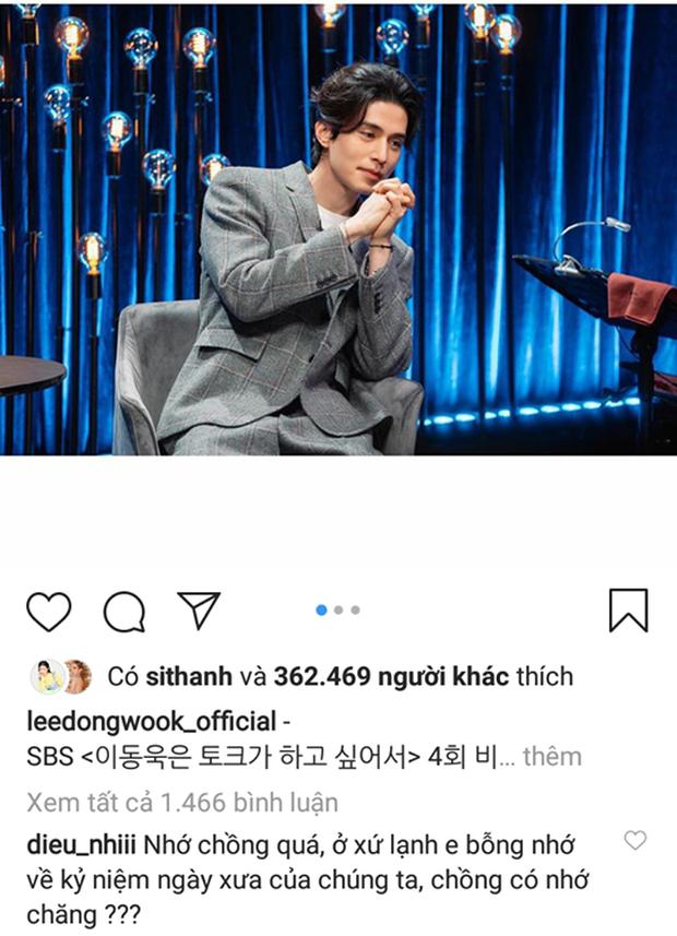 Hội sao Việt vứt bỏ liêm sỉ vì đu phim Hàn: Diệu Nhi đem cả cặp lồng đi chăm chồng Lee Dong Wook? - Ảnh 9.