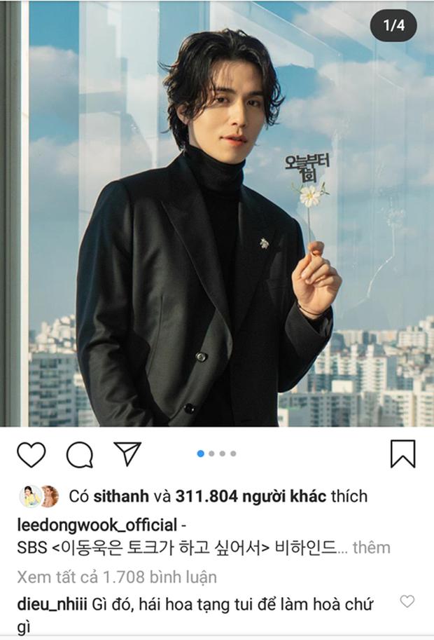 Hội sao Việt vứt bỏ liêm sỉ vì đu phim Hàn: Diệu Nhi đem cả cặp lồng đi chăm chồng Lee Dong Wook? - Ảnh 8.