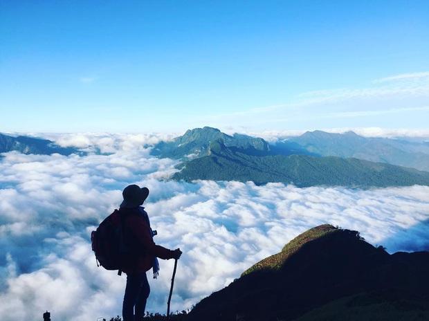 """Dân mạng truy lùng địa điểm săn mây đẹp bậc nhất Việt Nam: Xem ảnh mà ngỡ """"tiên cảnh"""" giữa đời thực, không phải ai cũng được check-in - Ảnh 9."""