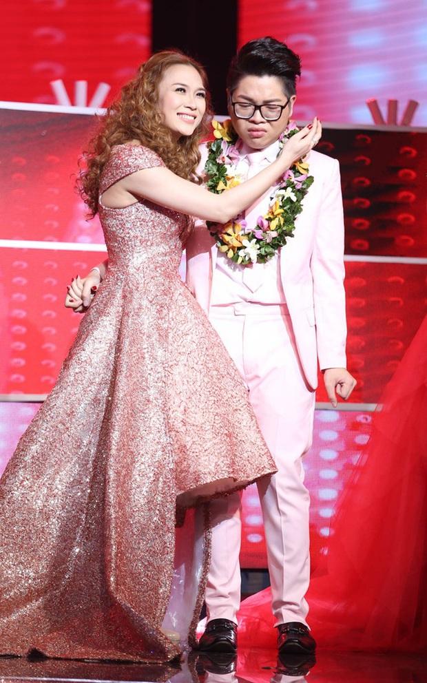 Dàn sao Việt bị miệt thị ngoại hình khi tham gia show và những màn lột xác ngoạn mục như lời đáp trả - Ảnh 1.