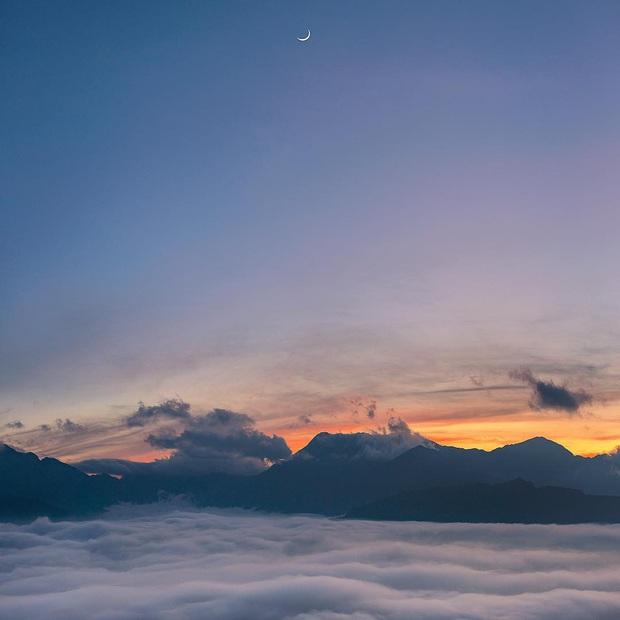 """Dân mạng truy lùng địa điểm săn mây đẹp bậc nhất Việt Nam: Xem ảnh mà ngỡ """"tiên cảnh"""" giữa đời thực, không phải ai cũng được check-in - Ảnh 17."""