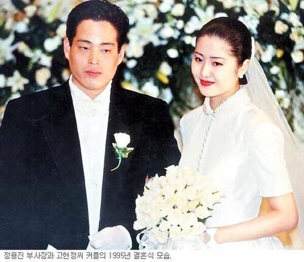 Đời trái ngược của 2 minh tinh làm dâu đế chế Samsung: Á hậu Hàn Quốc bị đối xử như giúp việc, diễn viên vô danh 1 bước lên bà hoàng - Ảnh 3.