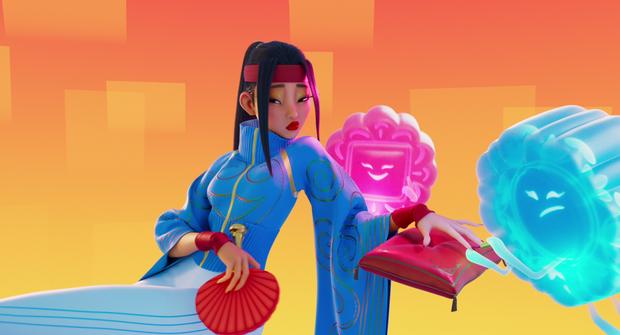 Vươn Tới Cung Trăng: Chị Hằng Nga bắn rap chém đẹp cả Rap Việt, phim Trung Thu muộn khuấy động mùa Halloween đây rồi! - Ảnh 12.