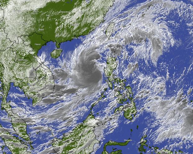 Bão số 9 giật đến cấp 17, gây mưa rất lớn tại Thừa Thiên Huế đến Phú Yên từ đêm nay (27/10) - Ảnh 1.