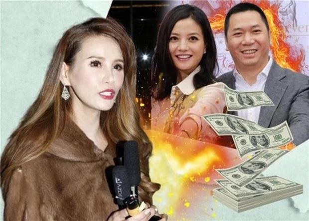 Giữa bê bối sống chung với trai trẻ hậu ly hôn, Triệu Vy vẫn tươi cười, thể hiện thái độ thân thiết với đồng nghiệp nam - Ảnh 7.