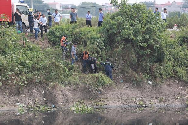 Vụ nữ sinh Học viện Ngân hàng mất tích: Thi thể được tìm thấy dưới lòng sông Nhuệ, bắt giữ nghi phạm nghiện ma túy - Ảnh 4.