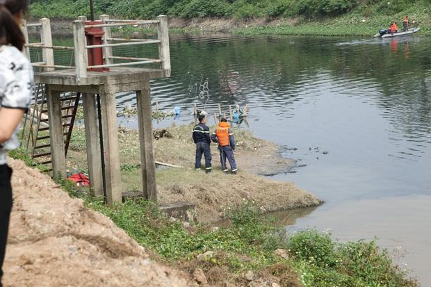 Vụ nữ sinh Học viện Ngân hàng mất tích: Thi thể được tìm thấy dưới lòng sông Nhuệ, bắt giữ nghi phạm nghiện ma túy - Ảnh 7.