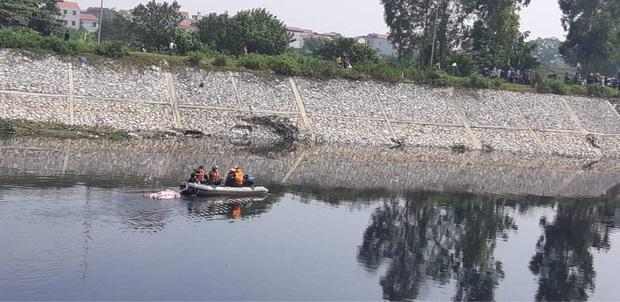 Vụ nữ sinh Học viện Ngân hàng mất tích: Thi thể được tìm thấy dưới lòng sông Nhuệ, bắt giữ nghi phạm nghiện ma túy - Ảnh 10.