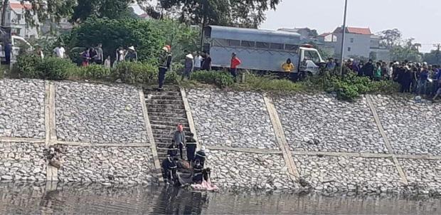 Vụ nữ sinh Học viện Ngân hàng mất tích: Thi thể được tìm thấy dưới lòng sông Nhuệ, bắt giữ nghi phạm nghiện ma túy - Ảnh 8.